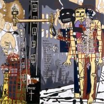 Gordon Bennet - Notes to Basquiat