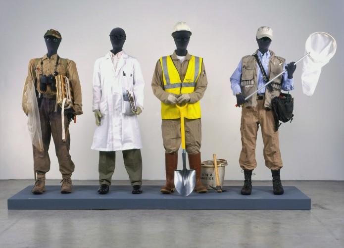 Mark Dion, Costume Bureau