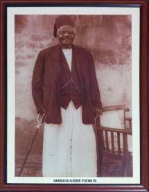 Beeld: chief Ham Mukasa