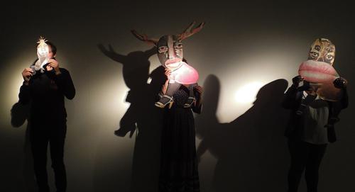 Shertise Solano, Venus Masks