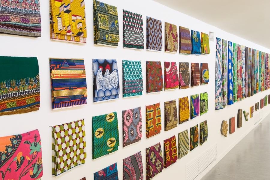 Exhibition: SixYards Guaranted Dutch Designs in MMKA. Foto: Marc Pluim