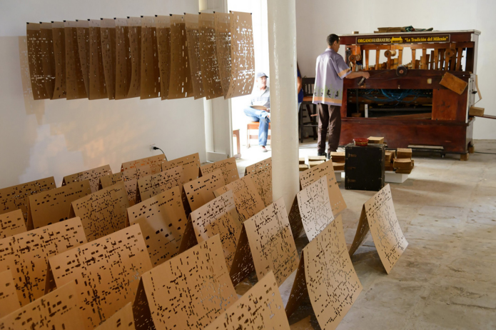 Antonio Jose Guzman - ELOO (Habana Biennale installation view)