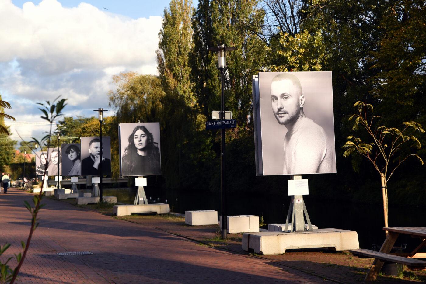 Tijdelijk Monument door Bosnian Girl - Foto: © Betul Ellialtioglu, Framer Framed (2020)