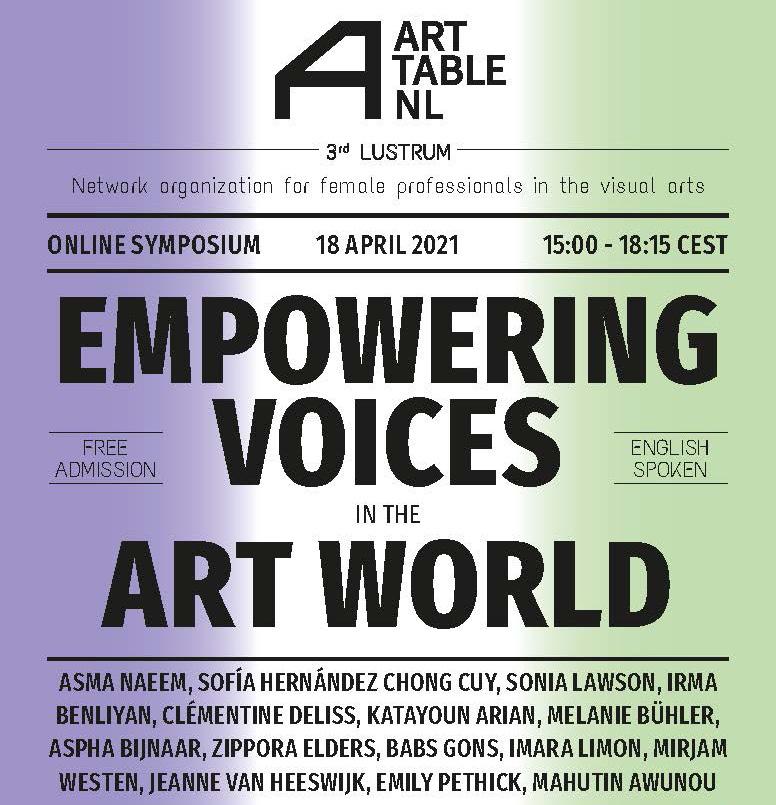 ArtTable symposium