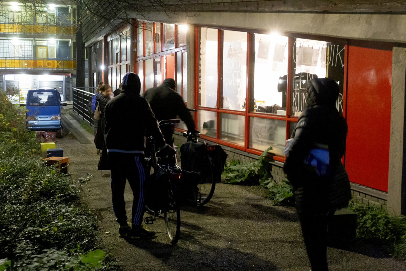 Voedselbank - Werkplaats Molenwijk