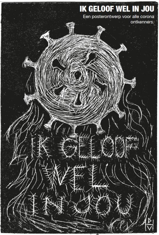 fanzine Domenique Vries Molenwijk