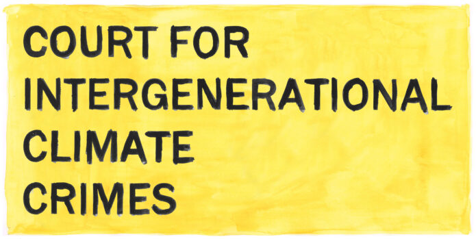 Court for Intergenerational Climate Crimes (CICC)