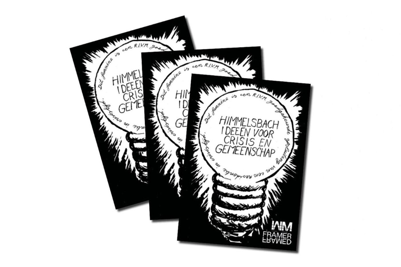 Fanzine, Domenique Himmelsbach de Vries - 1440x960
