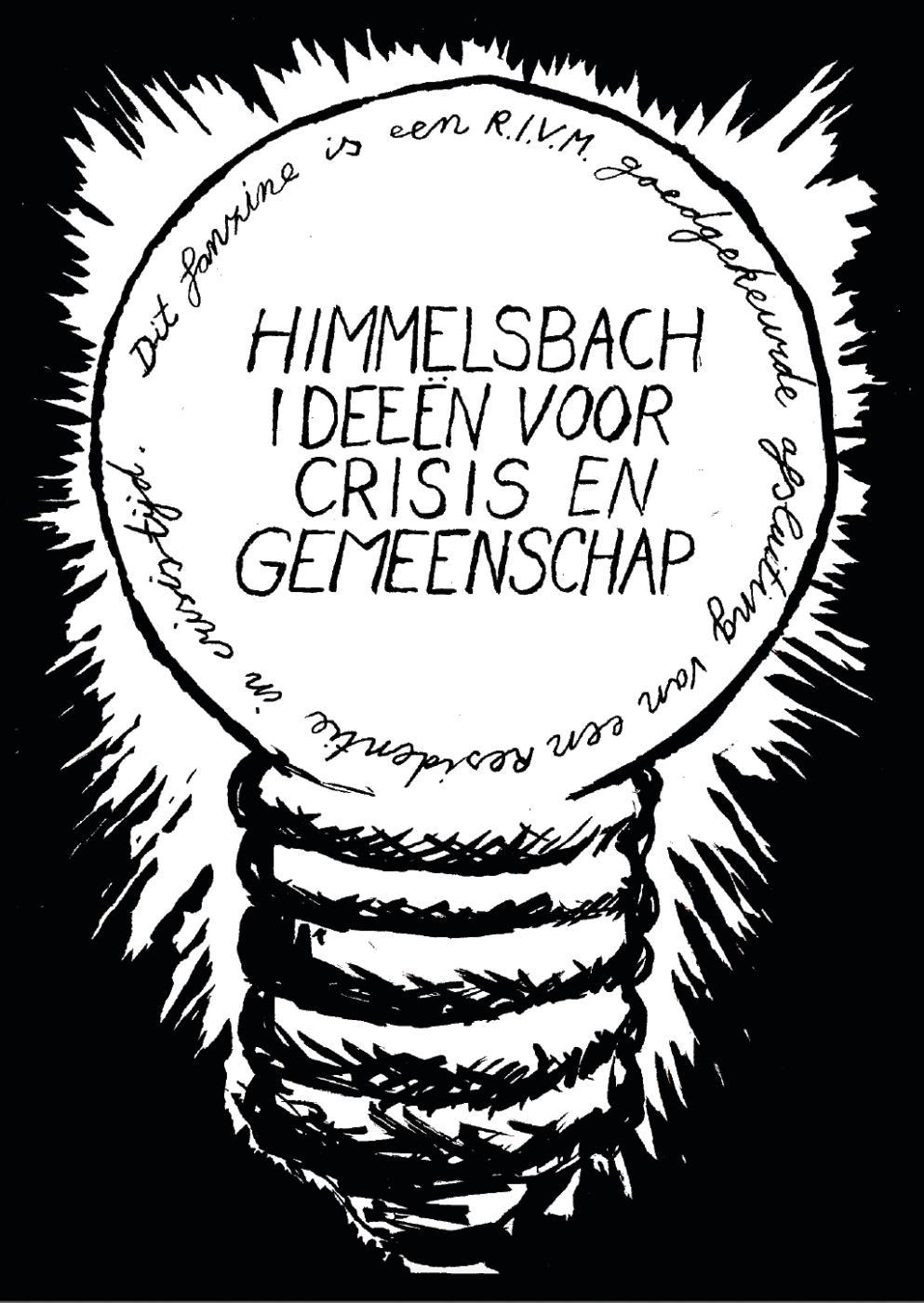 Poster, Domenique Himmelsbach de Vries (2020)
