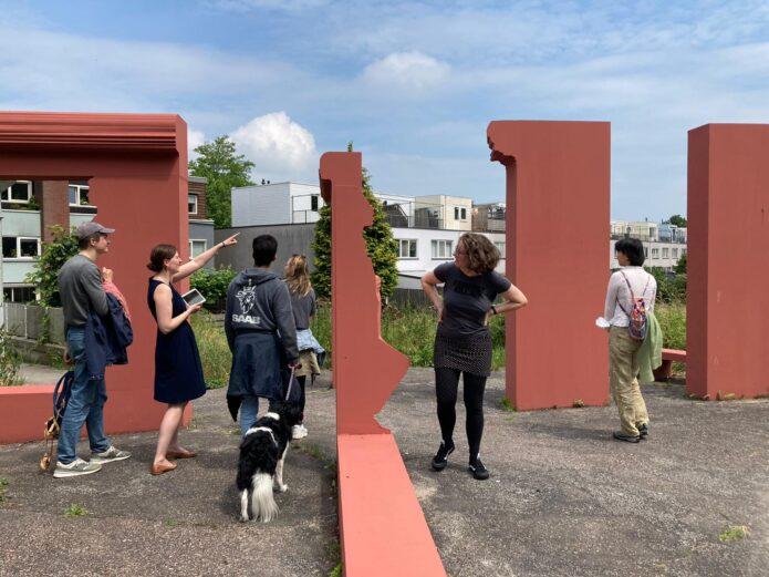 Rondleiding in Molenwijk